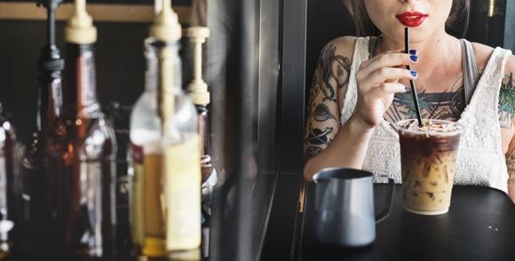Coffee and dessert syrups
